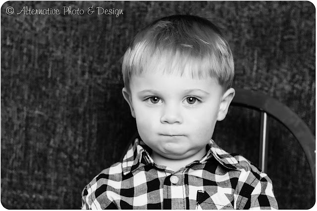 Handsome {R} 2 Years | Children Photographer Janesville, WI