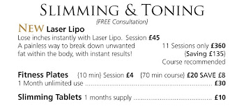 Heavenly Salon Laser Lipo