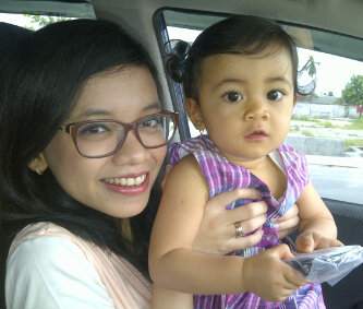 My Beloved Wife and My Daughter