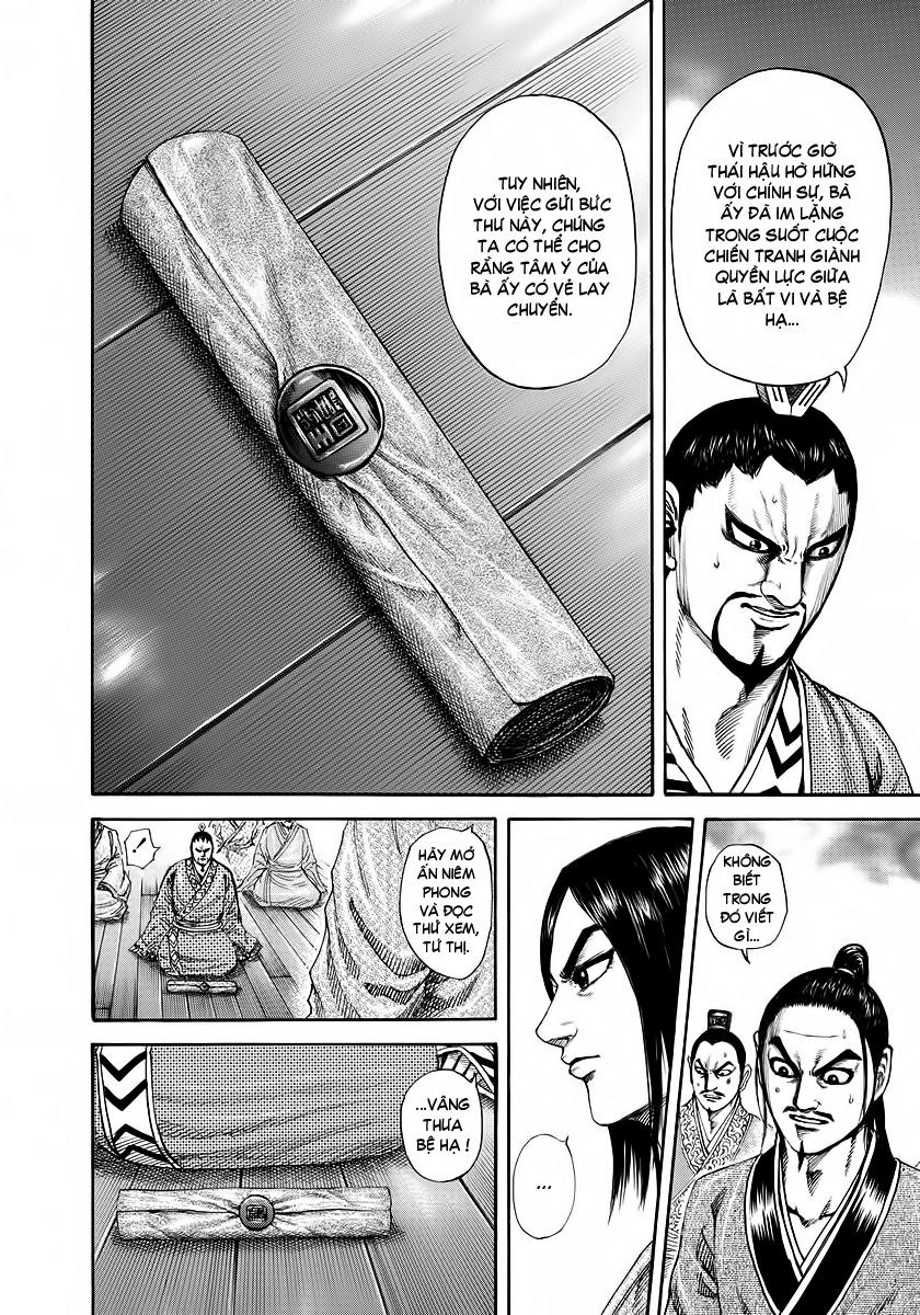 Kingdom – Vương Giả Thiên Hạ (Tổng Hợp) chap 184 page 8 - IZTruyenTranh.com