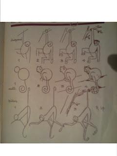 Dessins astuces pour debutants apprendre a dessiner un singe - Singe a dessiner ...