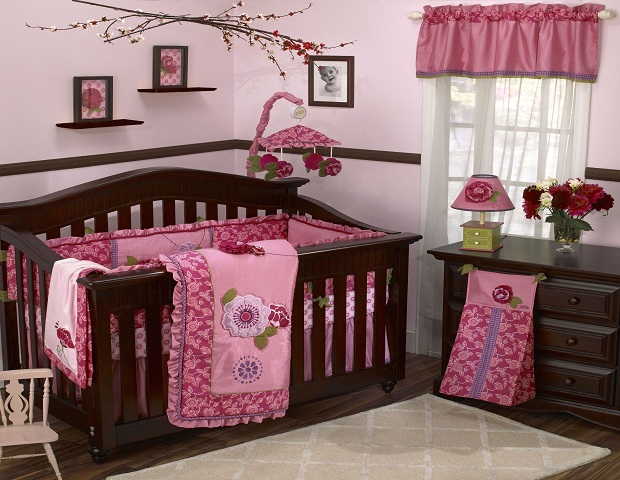 Photo Decoration Chambre Bebe Fille Of Chambres B B Fille B B Et D Coration Chambre B B