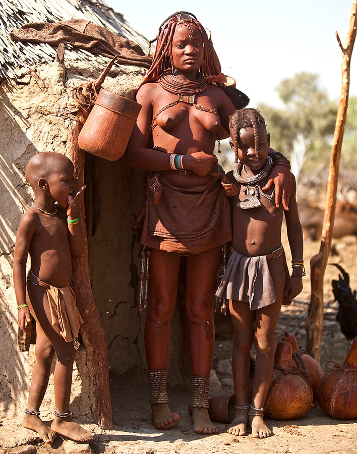 Opinion Naked african tribes himba me, please