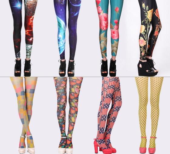 SadeeStyle Beauty & Fashion Blog: Romwe leggings giveaway!