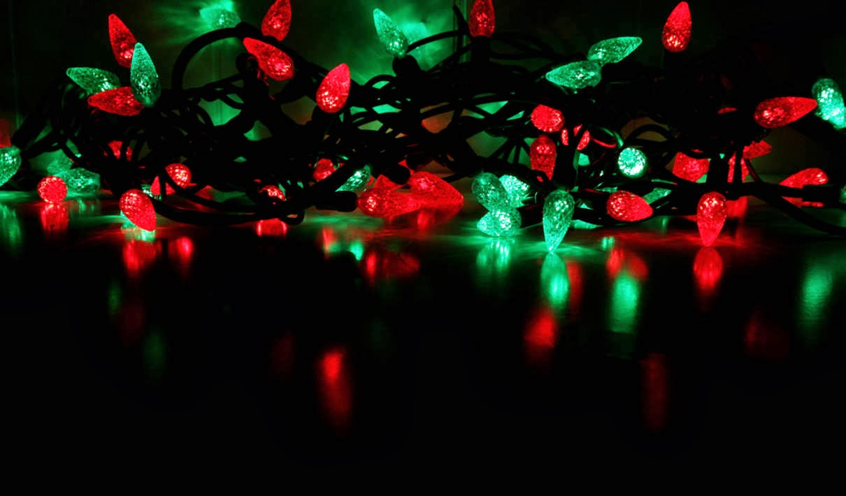Tricia s Tidbits CHRISTMAS LIGHTS