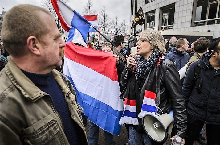 15 de março de 2017: Holanda, eleições legislativas