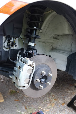 How to Suspension Brakes Subaru BRZ