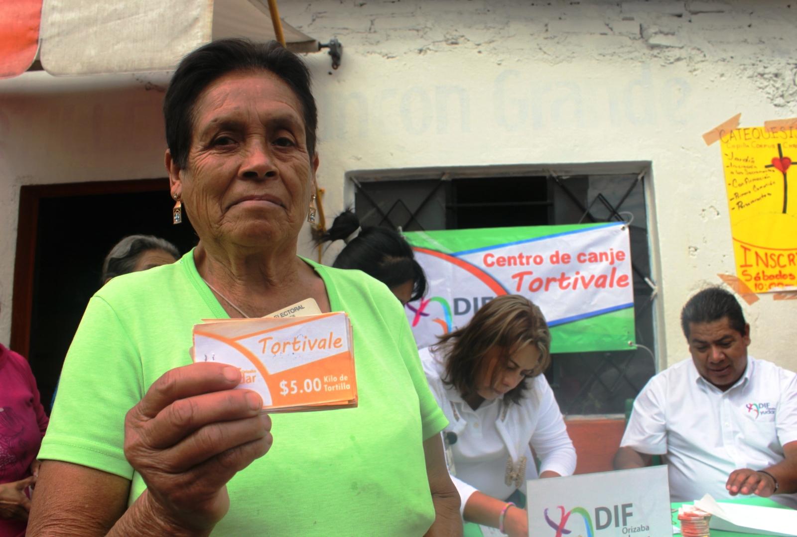 Resultado de imagen para Entrega DIF Orizaba Apoyos Alimentarios