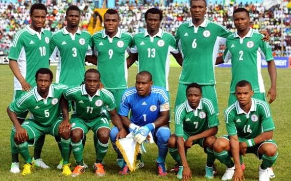 Nigeria qualifies for 2014 World Cup