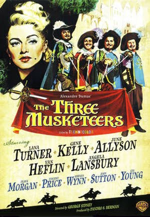 the three musketeers free online