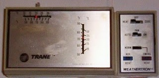 Honeywell Programmable Trane WeatherTron : honeywell mercury thermostat wiring - yogabreezes.com