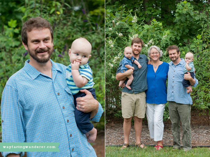 Hersey Family Adventure on Lake James, NC | Fathers, Sons, & Mother In-Law | Boone North Carolina Family Photographer