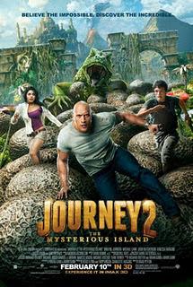Viaje al centro de la Tierra 2 La isla misteriosa (2012)