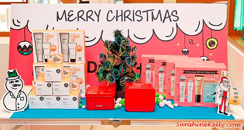 Dr. Jart+ Christmas Sets, Holiday Sets, Dr. Jart+ Ceramidin Liquid, Dr. Jart+ Ceramidin Light Cream, Dr. Jart+ CeramidinCream, Dr. Jart+, water guard, ceramide