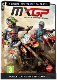 Capa MXGP The Official Motocross PC Torrent (2014) Baixaki Download