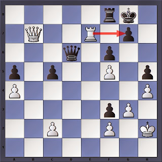 Échecs : Partie 2 : Carlsen 1-0 Anand