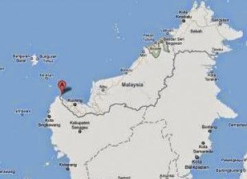 Malaysia diduga langgar wilayah di Tanjung Datuk