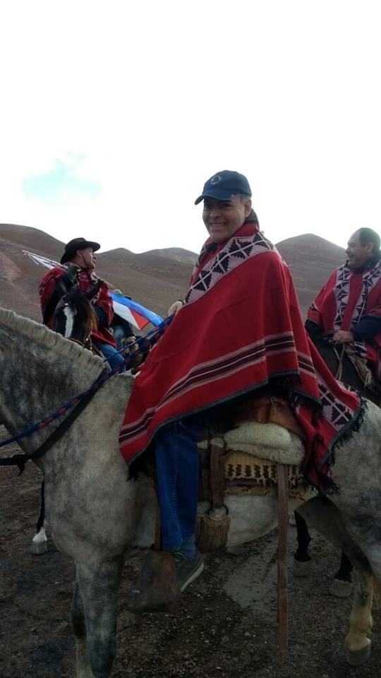 Travesía en los Andes