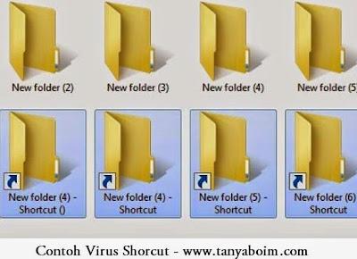 Tips Jitu Hilangkan Virus Shortcut di Flashdisk
