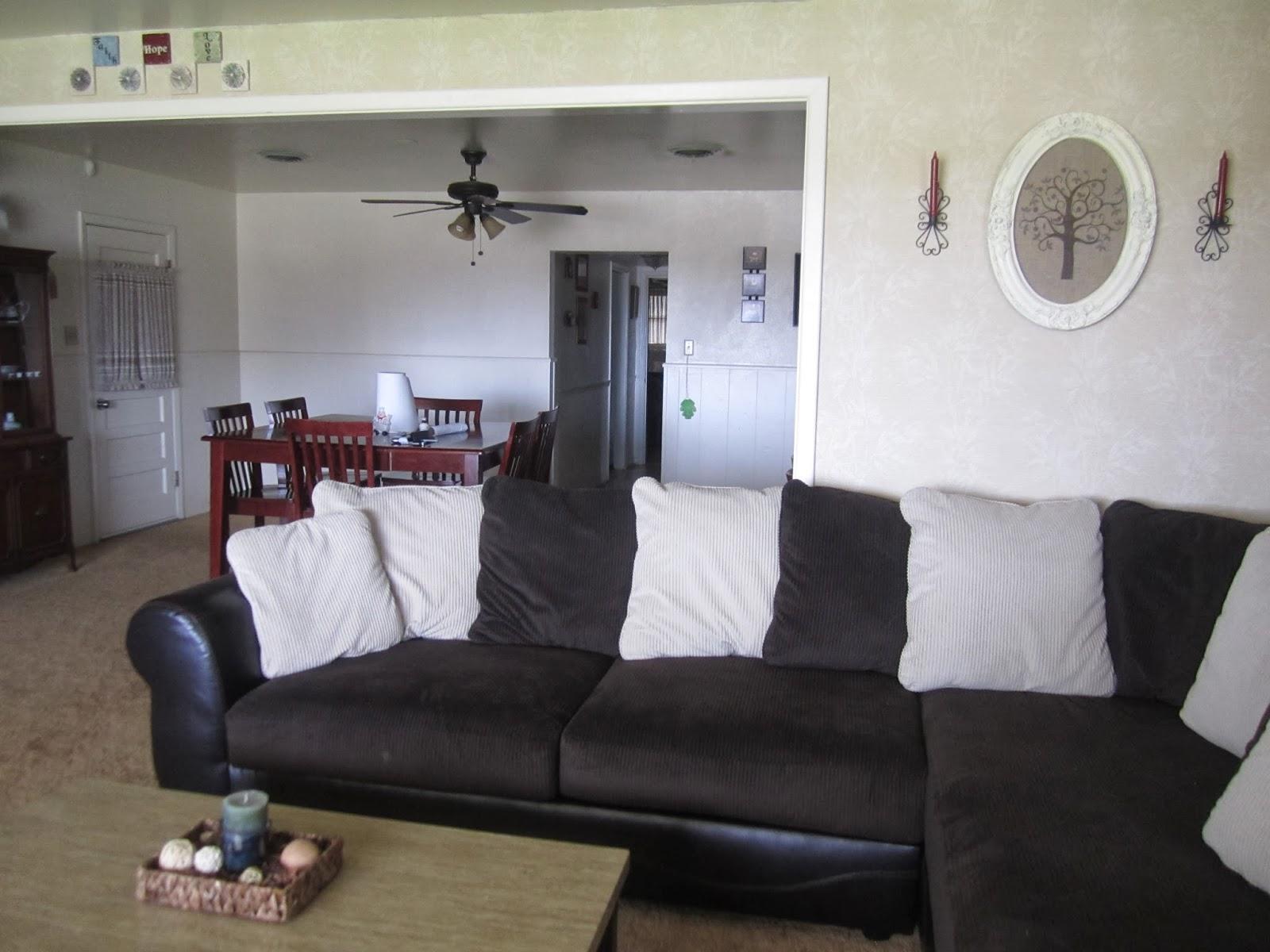 successful secrets living room reveal