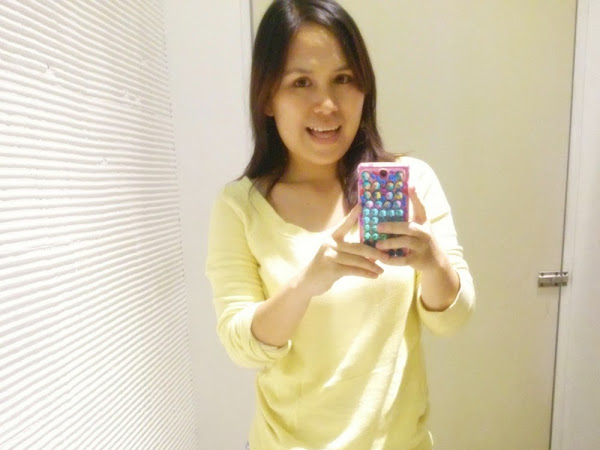 Outfit Diary : Just another time in fitting room