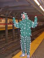 disfraz de cactus