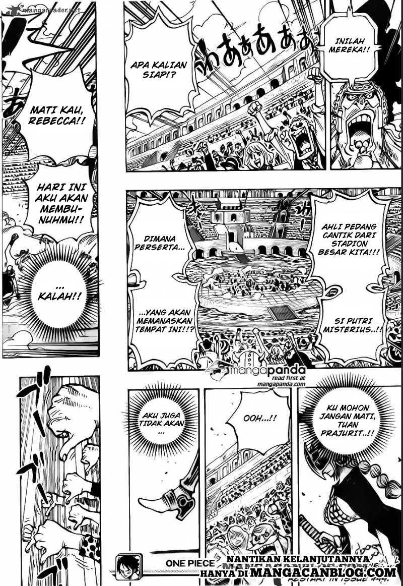 Dilarang COPAS - situs resmi www.mangacanblog.com - Komik one piece 721 - rebecca dan prajurit mainan 722 Indonesia one piece 721 - rebecca dan prajurit mainan Terbaru 18|Baca Manga Komik Indonesia|Mangacan