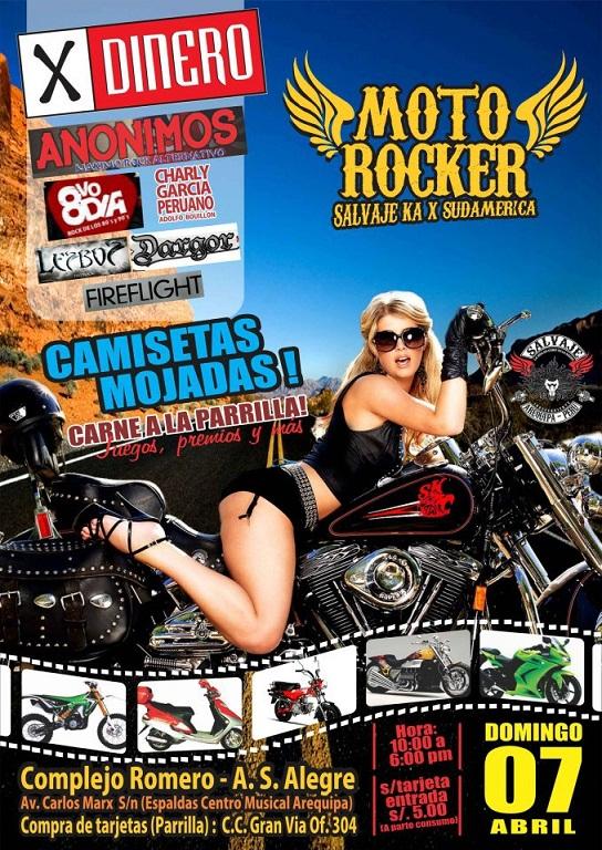 Moto Rocker en A.S.A. (07 de abril)