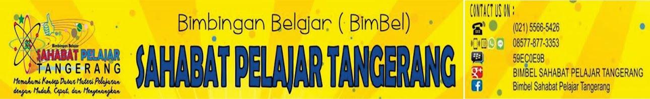 Bimbel Sahabat Pelajar Tangerang