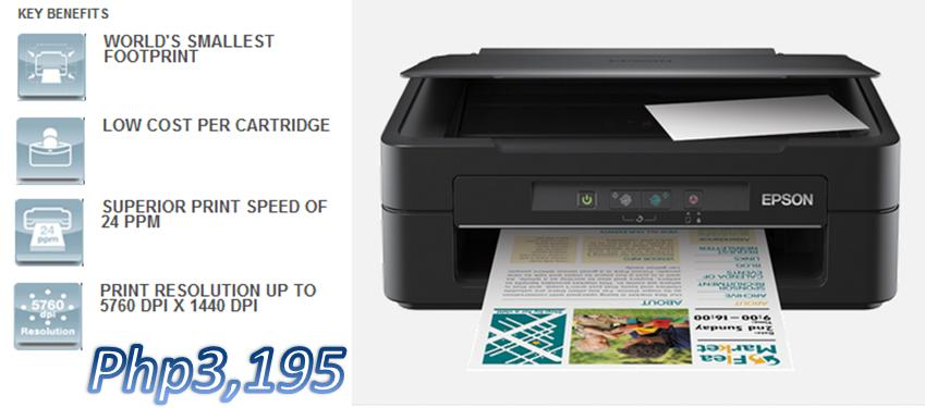 Epson Me10 Me101 Me301 Printer Price And Specs Comparison Gbsb