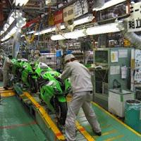 Rogoh Rp1,1 Triliun, Kawasaki Bangun Pabrik Motor Terbesar di Cikarang