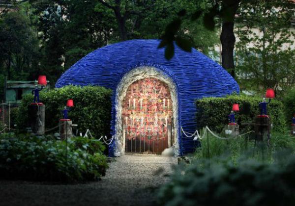 The Secret Garden of Zaha Hadid & Paola Navone