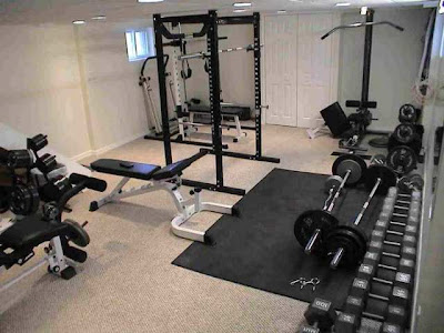 Pieces of home gym equipment in singapore you need for a full
