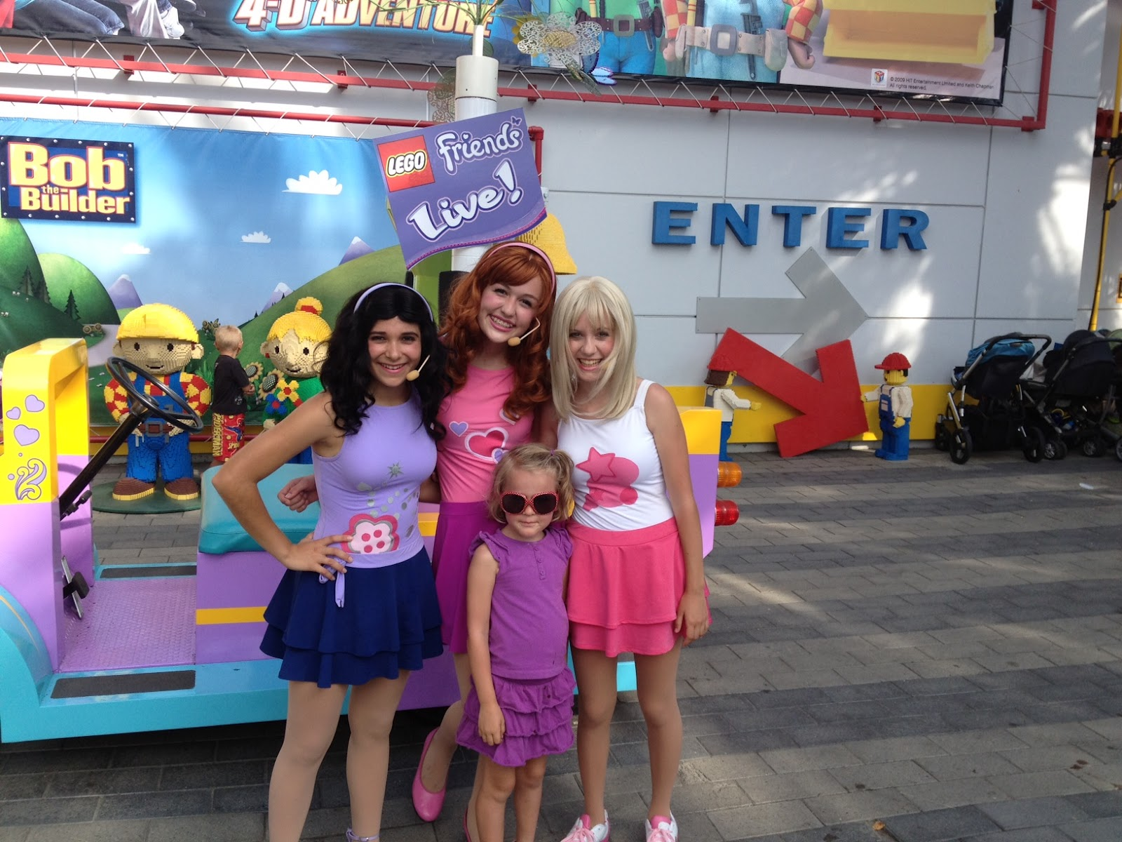 LA Story CC Finds More To Love At Legoland