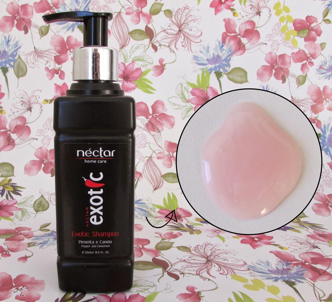 Resenha, Home Care, Exotic, Shampoo, Néctar do Brasil