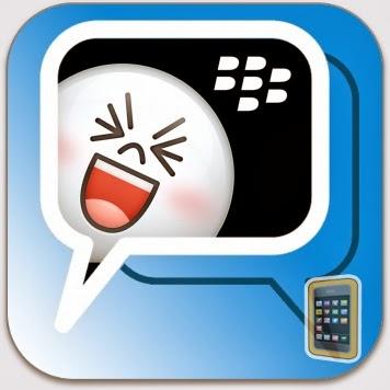 stiker BBM