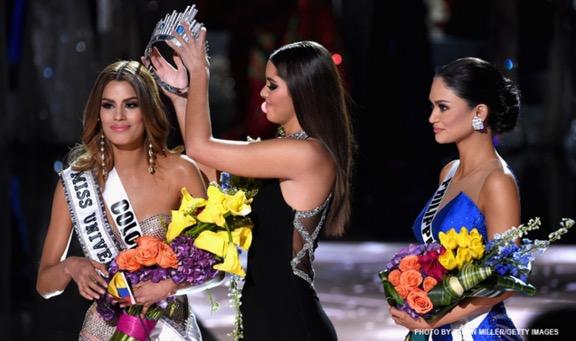 Detik paling memalukan bila pengacara salah umum pemenang Miss Universe