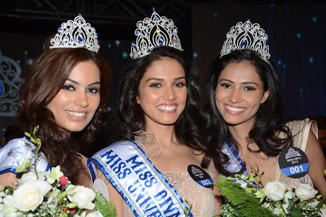 Miss Diva India Universe 2013 Manasi Moghe