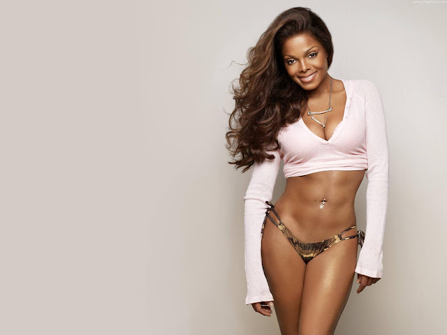 Janet Jackson HD Wallpaper -12