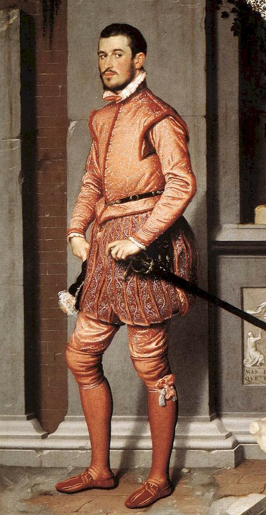 Sixteenth-Century Clothing