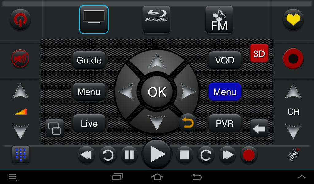 Samsung pro universal remote apk
