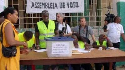 JÁ SÃO CINCO OS CANDIDATOS ÀS PRESIDENCIAIS NA GUINÉ-BISSAU