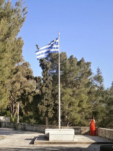 Wzgórze Proroka Eliasza, Akrotiri, Kreta
