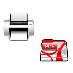 Print Friendly and PDF