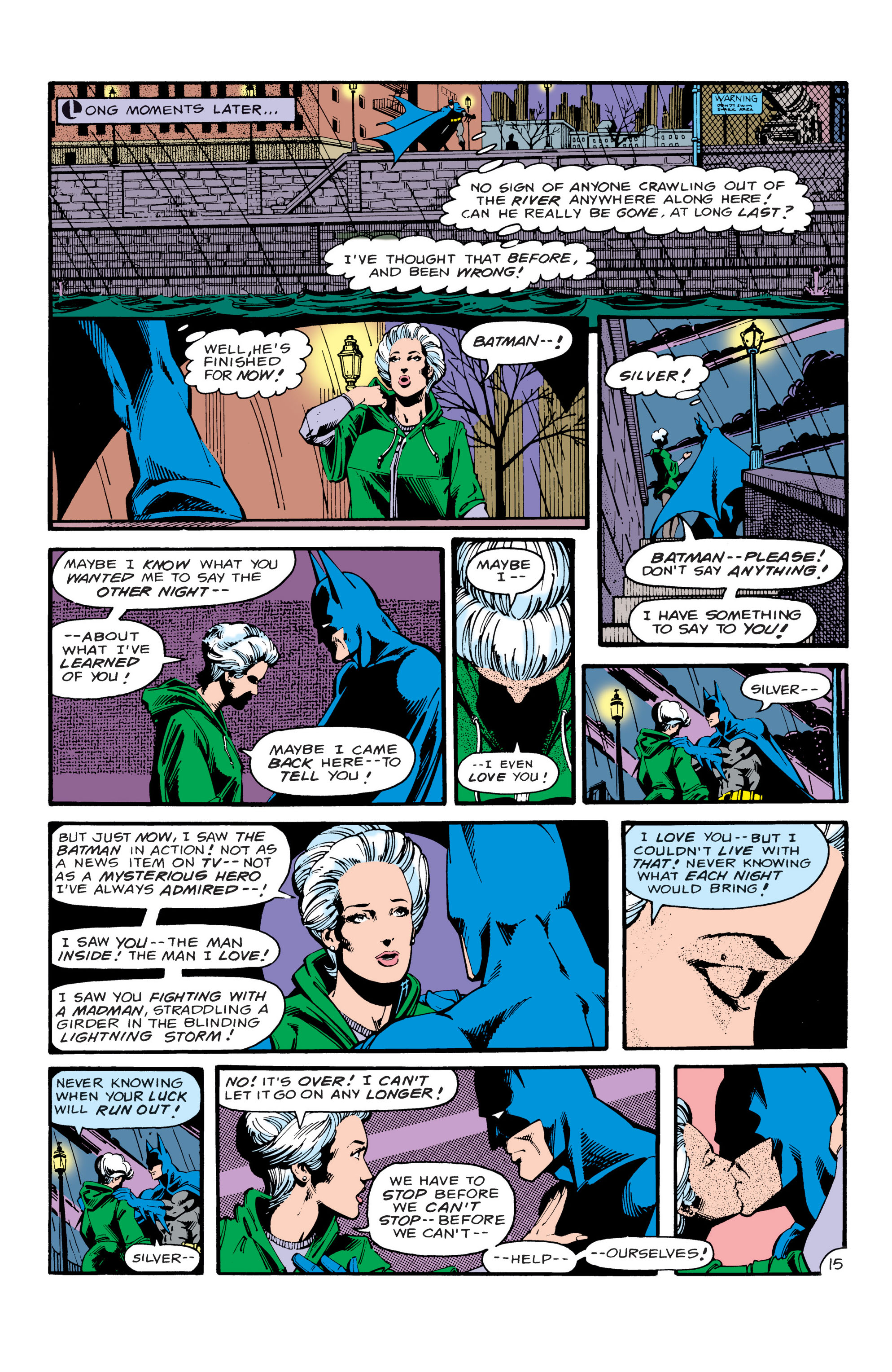 Detective Comics (1937) Issue #476 Page 16