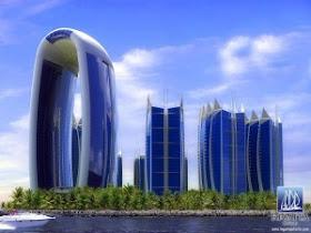 Regatta+Hotel 10 Proyek Bangunan Paling Menakjubkan di Dunia