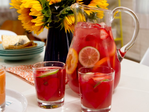 Author C. A. Salo: Fun Drink Friday - Sinless Sangria