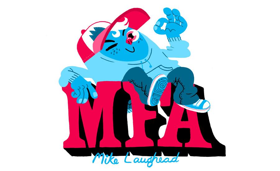 Mike Laughead's MFA