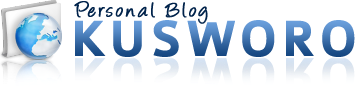 Personal Blog Kusworo
