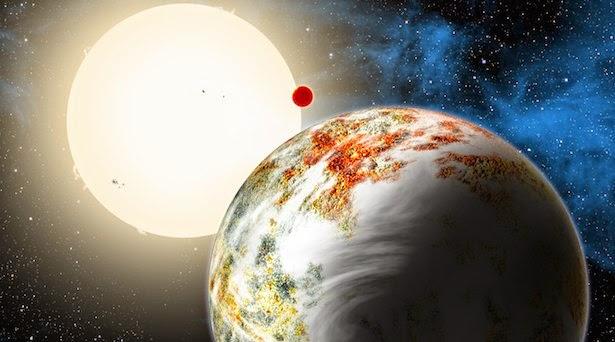 Kepler-10c, Planet Megabumi Pertama yang Berhasil Ditemukan!